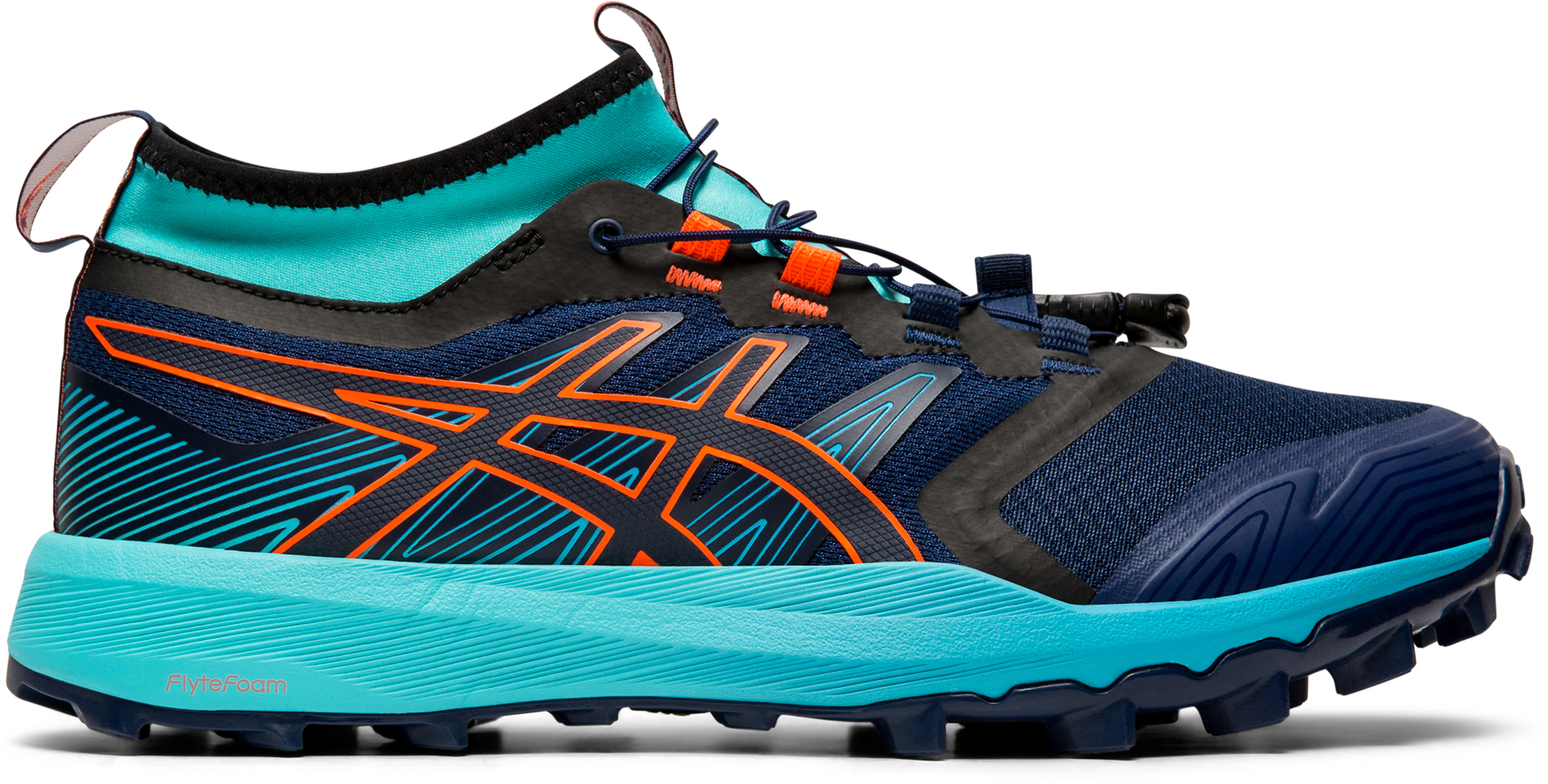 asics running shoes trail