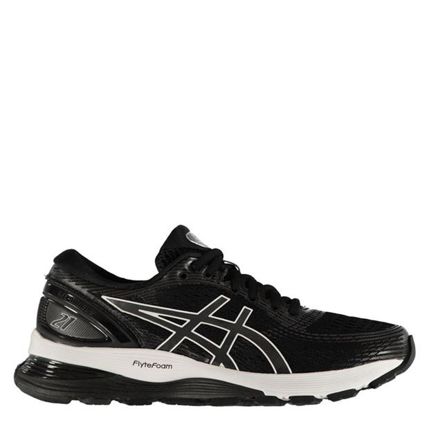 asics running trainers womens
