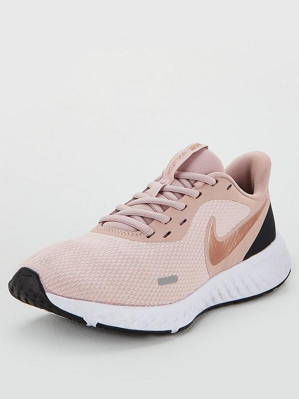 pink nike trainers